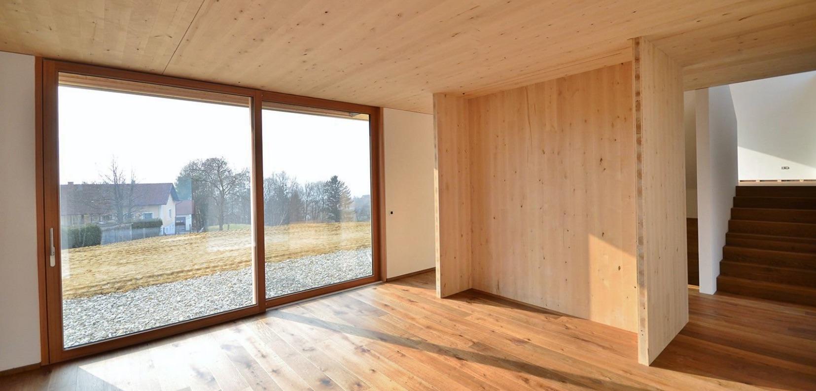 i vantaggi di una casa in legno